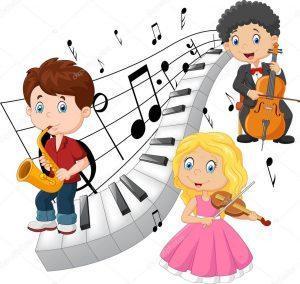 """Образователен концерт на трио от """"Симфониета """"София"""" @ ДГ №43 """"Братя Грим"""""""
